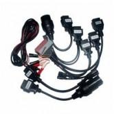 Набор переходников AutoCom CDP PRO Cars для диагностики авто