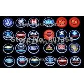 Подсветка в двери авто 4-го поколения логотип Авто- Светодиодный лазерный логотип - Ваше Авто - Тюнинг авто