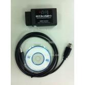 Elm327 WiFi + USB сканер-адаптер OBDII ver.1.5