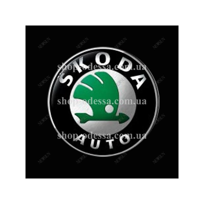 красивый логотип skoda